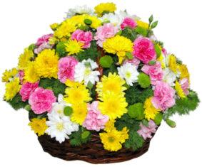 Little spring basket